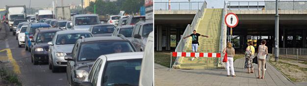 """Prace i zmiany na Trasie Toruńskiej. """"Ogromne korki, koszmar pasażerów"""""""