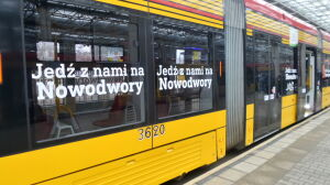 Tramwaj na Nowodworach, teraz czas na Winnicę