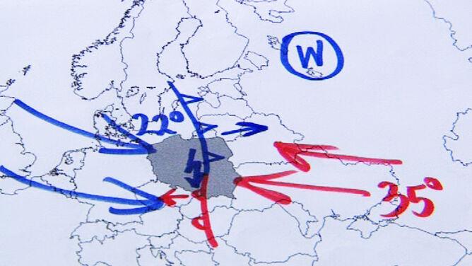 Burza nad Małopolską szalała od 22 do 5 rano. Synoptyk TVN Meteo wyjaśnia dlaczego