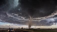 Pierwsze miejsce w konkursie: Tornado show 2016 (fot. Tim Moxon)