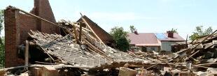 """Na Lubelszczyźnie nawałnice zrównały budynki z ziemią. """"Liczba interwencji nie oddaje skali zjawiska"""""""