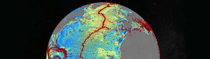 Naukowcy odkryli nieznane dotąd pasma górskie... na dnie naszych oceanów