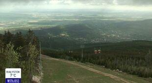 Majowy śnieg w Zakopanem (TVN24)
